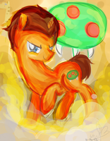 HAPPY BIRTHDAY METROID10000 by PuyoPopLover
