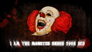 I am the monster by Sith4Brains