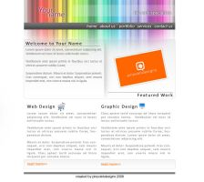 FOR SALE - Sample Site 002 by Pinpoint-Designs
