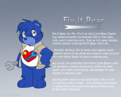 Fix-it Bear by ThisCrispyKat