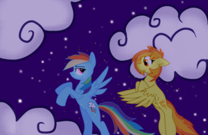 Its A Beautiful Night by ive-moved-bitches