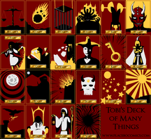 Deck of Many Things by tobias-sama