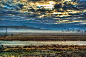 Foggy Wallpaper HDR by vaiperu