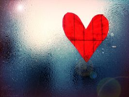 The heart can freeze or burn by MariaGalea
