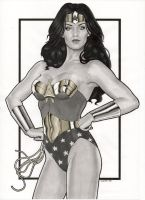 Wonder Woman Classic by Promethean-Arts