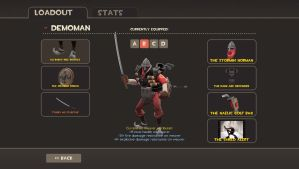 TF2 Demo loadout. by zOMG-a-DropBear