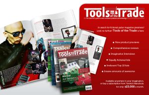 Tools Of The Trade Magazine by Yabbus23