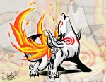 Amaterasu by kittifox