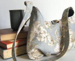 Purse With Books by mousch