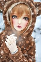 let it snow, let it snow... 02 by prettyinplastic