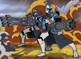 arc troopers by demonator3434