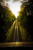 Railroad of life by arjantje
