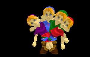 THIS IS NOT EVEN LINK'S FINAL FORM by Ask-BEN-DR0WNED