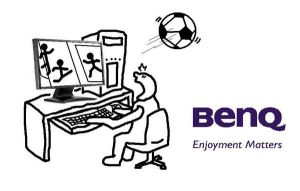 BenQ LCD Ad. by KinKiat