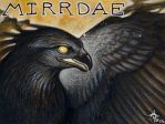 Conbadge for Mirrdae by kyoht
