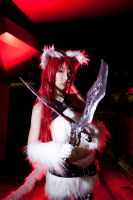 Sinister Blade by mikuen-drops
