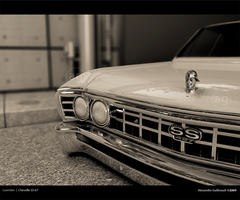 Lowrider Chevelle SS 67' - 3D by AlexandreGuilbeault