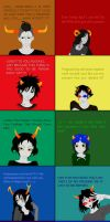 Homestuck Gifts Cards by Ameistris