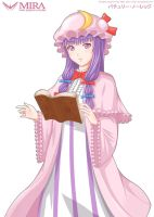 Patchouli by silencemira