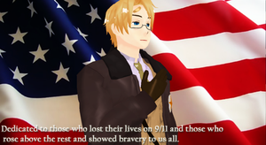 9/11 Tribute by MikaAlaMode