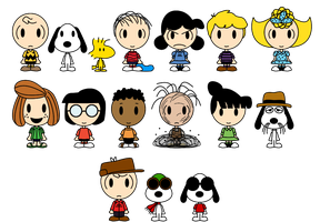 Peanuts PACS by LimeTH