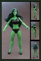 she-hulk - custom figure by nightwing1975