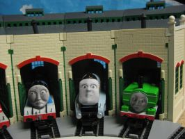 Cancelled HO series ep Idea: Gordon Goes Foreign by BramGroatonDA