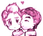 Klaine Kisses by ForeverReid