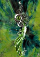 .:Blade of Jade:. by JinFei