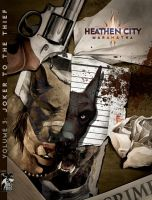 Cover for Heathen City Vol. 3 by alexfvance
