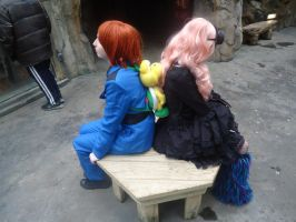 me and italy sitting by orrihime