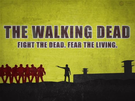 Walking Dead Wallpaper by A-B-Original