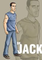 LOST-dr.Jack Sheppard by sheilalala