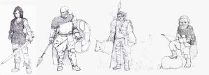 Rollplay Solum Original Crew (Pencil) by Snakeskewer