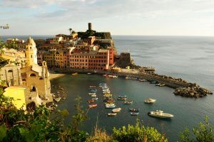 Vernazza overlooked 1 by wildplaces