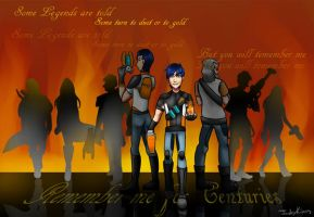 Legends of slugterra by Jadeykinns