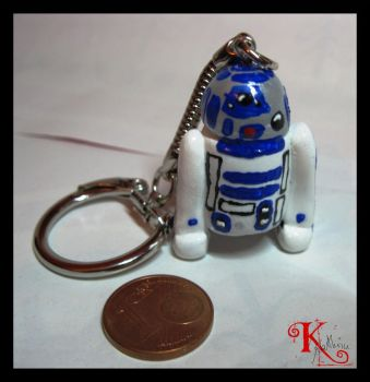 Fimo R2D2 by Anubis2113