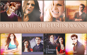 33 TVD Icons by Zumay-Is-Love