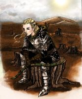 Mirkwood After the Clearcutting - Coloured Ver. by eexxxxxx