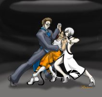 The Tango Malevolent by Zabchan
