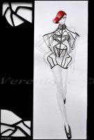 Transparency fashion 2. by Verenique
