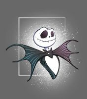 Jack Skellington by Phil-Crash-Murphy