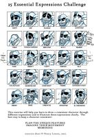 25 Expressions of Tim... by Kmadden2004