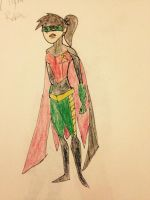 Robin (Justice League Alpha) by MonkeyOverlord98
