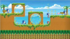 McD Happy Meal-Sonic by ge12ald