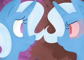 Trixie the great and powerful by EmmyMew13