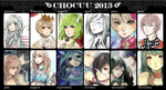 CHOCUU '13 by chocuu