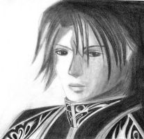 Squall by pencillicious