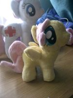 Fluttershy Preview by DappleHeartPlush