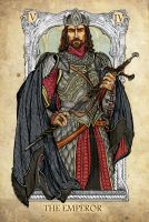 Tarot: The Emperor by SceithAilm